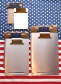 ダルトンメタルクリップボード クリップボード  ダルトン文具  DULTON アメリカ雑貨屋 サンブリッヂ アメリカン雑貨通販
