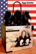 エッグホルダー ペンギンエッグホルダー ゆで卵スタンド キャンプ キッチン アメリカ雑貨屋 サンブリッヂ ゆで卵雑貨通販