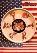 エッソタイガートレイ エッソタイガーおぼん デッドストック キッチン雑貨 アメリカン雑貨 通販 サンブリッヂ