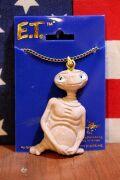 E.T. ネックレス デッドストック 80年代 サンブリッヂ アメリカン雑貨通販
