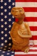 ETトーキングフィギュア 1982年ETフィギュア E.T.  アメリカ雑貨通販 サンブッヂ