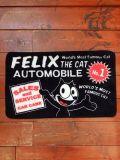 フィリックス 新柄 フロアマット 玄関マット 滑り止め付き FELIX シボレー アメリカ雑貨屋 サンブリッヂ