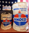アモコフレキシブルバケツ AMOCO ランドリーバッグ アメリカ雑貨屋 サンブリッヂ