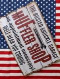 アメリカンウッデンウォールデコ アメリカン木製看板 ガレージサイン アメリカ雑貨屋 サンブリッヂ アメリカン雑貨通販