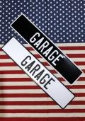 ガレージ看板  小屋看板 GARAGEアメリカ看板 雑貨通販 SUNBRIDGE サンブリッヂ