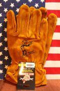 ワークグローブ 牛革 手袋 DIY手袋 レディキロ アメリカ雑貨 アメリカ雑貨通販 サンブリッヂ 通販商品
