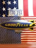 グッドイヤーインフレータブル 膨らませるグッドイヤー グッドイヤー飛行船 飛ぶグッドイヤー アメリカ雑貨屋 サンブリッヂ