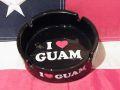 グアム GUAM 灰皿 アッシュトレイ 南国 ハワイアン雑貨 アメリカ雑貨 通販 岩手 サンブリッヂ