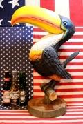 ギネスビール鳥 ギネス鳥 ギネス鳥置き物 ギネスビールオブジェ  ぐネス雑貨  アメリカ雑貨 サンブリッヂ 通販