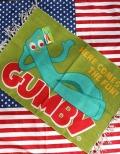 ガンビーコットンマット ガンビーバスマット ガンビーフロアマット GUMBY アメリカ雑貨屋 サンブリッヂ アメリカン雑貨通販