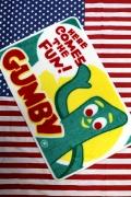 ガンビーマット ガンビーバスマット ガンビーフロアマット GUMBY アメリカ雑貨屋 サンブリッヂ アメリカン雑貨通販