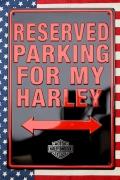 ハーレーダビッドソン看板 ハーレー専用看板 バイク看板 アメリカ雑貨屋 サンブリッヂ アメリカン雑貨通販