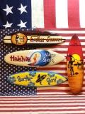 サーフピクチャーハンガー ハワイアン インテリア サーファー アメリカ雑貨 サンブリッヂ