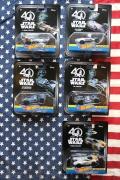 スターウォーズホットウィール STARWARS 40周年グッズ SW最後のジェダイ アメリカ雑貨屋 サンブリッヂ アメリカン通販