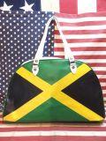 ジャマイカボストンバッグ ジャマイカ国旗バッグ JAMAICA ラスタ アメリカ雑貨屋 サンブリッヂ 雑貨 通販