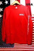 ケンタッキロンT アメリカケンタッキー限定 KFC雑貨 ケンタッキーTシャツ スウェット アメリカ雑貨屋 サンブリッヂ 通販