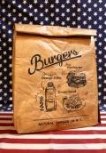 クラフトバッグ 保冷バッグ アメリカンランチバッグ アメリカ雑貨屋 サンブリッヂ