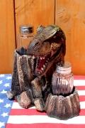 恐竜ソルト&ペッパー 恐竜塩胡椒 ティラノサウルス雑貨 アメリカ雑貨屋 サンブリッヂ 通販