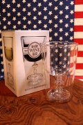 2重構造ワイングラス ダブルレイヤーグラス 2重構造ワイングラス LELAXワイングラス サンブリッヂ アメリカン雑貨 通販