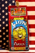 ライオンコーヒー通販 ノンフレーバー カフェホノルル LIONCOFFEE アメリカ雑貨屋 サンブリッヂ