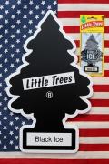 リトルツリー看板 リトルツリーシーリングサインS LittleTrees リトルツリーブラックアイス看板 アメリカン雑貨 通販