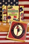トラベルステッカーズ 復刻版 LUGGAGE LABELS  ビンテージハワイ アメリカ雑貨屋 サンブリッヂ 通販