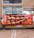 マクドナルドビッグバナー バナー マクドナルド McDonald's アメリカ雑貨 サンブリッヂ 通販