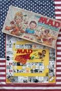 マッドマガジンゲーム アメリカ雑誌MAD MAD人生ゲーム ビンテージボードゲーム アメリカ雑貨屋 サンブリッヂ 通販