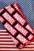 マーベルブランケット MARVEL キャラクターブランケット アメリカン膝かけ 子供毛布 アメリカ雑貨屋 SUNBRIDGE 通販