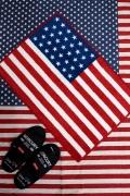 アメリカマット 星条旗マット アメリカンマット カリフォルニアマット アメリカ雑貨通販 アメリカ雑貨屋 サンブリッヂ