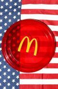 マクドナルドフリスビー マックフリスビー アメリカ限定マック フリスビー通販 アメリカ雑貨 サンブリッヂ
