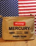 マーキュリーレクタングルボックス ベージュ キャンパスバスケット  MERCURY アメリカ雑貨屋 サンブリッヂ マーキュリー通販
