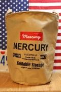 マーキュリーバケツ ベージュ デニムバケツ MERCURY アメリカ雑貨屋 サンブリッヂ マーキュリー通販