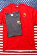USマクドナルドTシャツ マックTシャツ アメリカマクドナルド アメリカ雑貨屋 サンブリッヂ マックグッズ通販