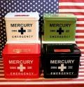 マーキュリー救急箱 マーキュリーエマージェンシーボックス アメリカ雑貨屋 サンブリッヂ MERCURY