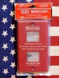 マーキュリーコンセントカバー スイッチカバー MERCURY アメリカ雑貨屋 サンブリッヂ