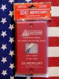 マーキュリーコンセントカバー スイッチカバー コンセントカバー MERCURY アメリカ雑貨屋 サンブリッヂ