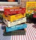 マーキュリー木箱 マーキュリーウッドボックス マーキュリーウッドクレート MERCURYWOODBOX アメリカ雑貨屋 サンブリッヂ