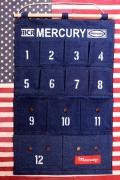 マーキュリーデニム ウォールポケット MERCURY アメリカンバナー アメリカ雑貨屋 サンブリッヂ