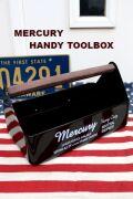 マーキュリー工具箱 ハンディツールボックス MERCURY  アメリカ雑貨屋 サンブリッヂ 看板通販