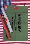マーキュリーレジャーシート MERCURY タペストリー アウトドアシート アメリカ雑貨屋 サンブリッヂ