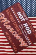 マーキュリーマット 玄関マット コイルマット PVCマット MERCURY ホットロッド アメリカ雑貨屋 サンブリッヂ 看板通販