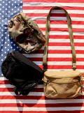 ミリタリーバッグ ミリタリーショルダー ポーチ アメリカ雑貨通販 サンブリッヂ 通販商品 通販商品