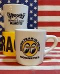 ムーんアイズ30周年記念マグカップ ムーンクラシックマグカップ MOONEYESマグカップ 横浜ムーンアイズ 雑貨屋サンブリッヂ