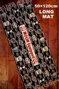 ムーンアイズ マット フリンジマット キッチンマット ロングマット アメリカ雑貨  アメリカ雑貨屋 通販 サンブリッヂ