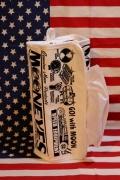 ムーンアイズ ティッシュカバー 底にもロゴあり MOON EYES ガレージ アメリカ雑貨屋 アメリカ雑貨 SUNBRIDGE