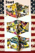 ミニオンズマスク  布マスク通販 アメキャラマスク アメリカンマスク アメリカ雑貨屋 サンブリッヂ