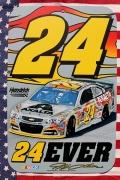 ナスカー看板 NASCAR看板 24EVER ガレージ看板通販 アメリカ雑貨屋 サンブリッヂ通販