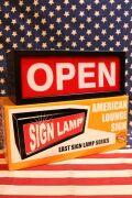 オープンライト OPENライト 壁掛ライト ラジオライト アメリカ雑貨 通販 アメリカン雑貨 サンブリッヂ