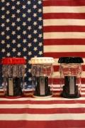 ワンパンチ栓抜き アメリカンオープナー フタに缶切りつき アメリカ雑貨屋 サンブリッヂ